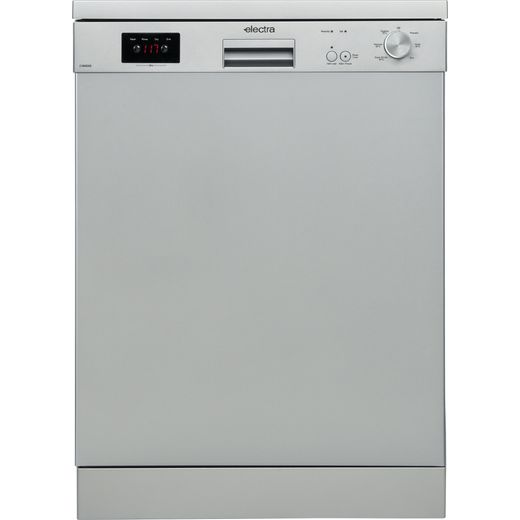Electra C1860DSE Standard Dishwasher - Silver - E Rated