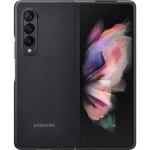 Samsung Aramid Case for Galaxy Z Fold3 5G - Black