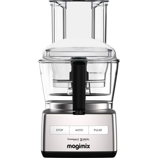 Magimix 3200XL 18371 With 9 Accessories - Stainless Steel