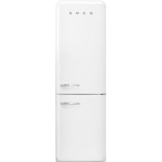 Smeg Right Hand Hinge FAB32RWH5UK 60/40 Frost Free Fridge Freezer - White - D Rated