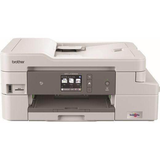 Brother MFCJ1300DW All In Box Inkjet Printer - White