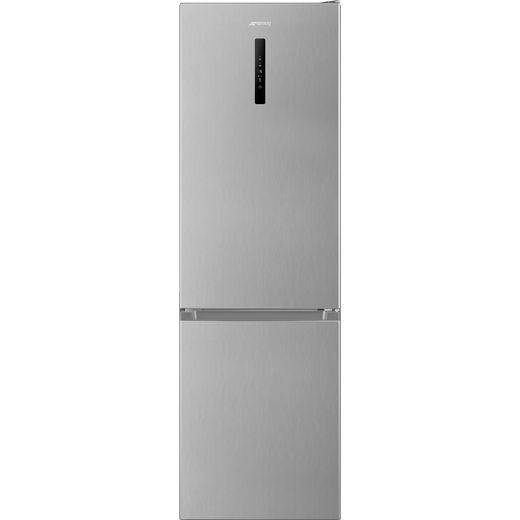Smeg FC20XDNEUK Frost Free Fridge Freezer - Stainless Steel - E Rated