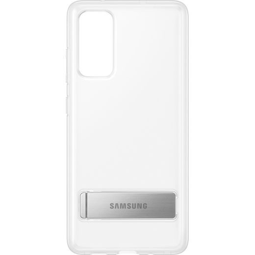 Samsung Clear Standing Case for Galaxy S20 FE - Clear