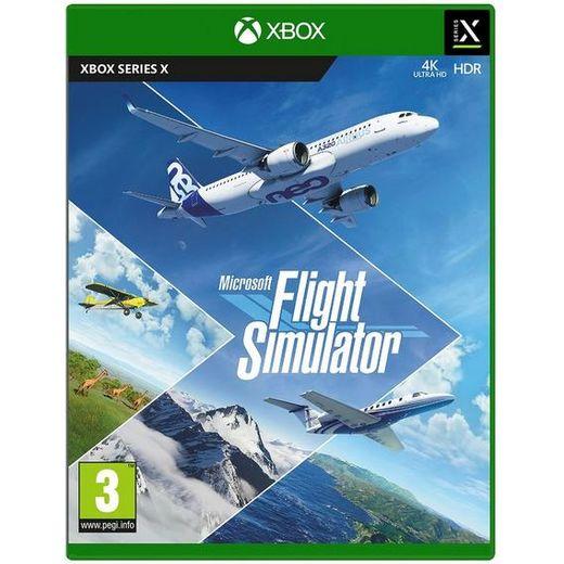 Flight Simulator for Xbox Series X
