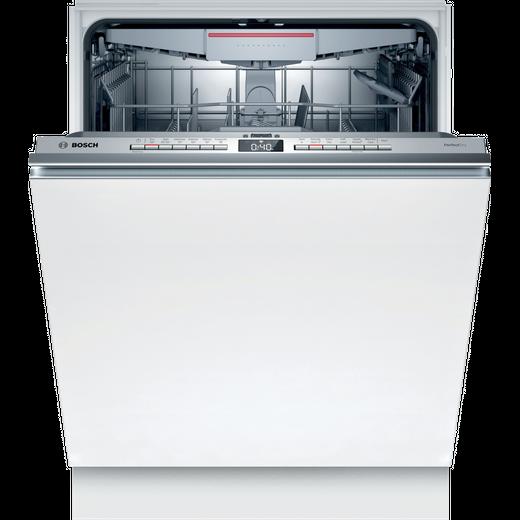 Bosch Serie 6 SMV6ZCX01G Built In Standard Dishwasher - Stainless Steel
