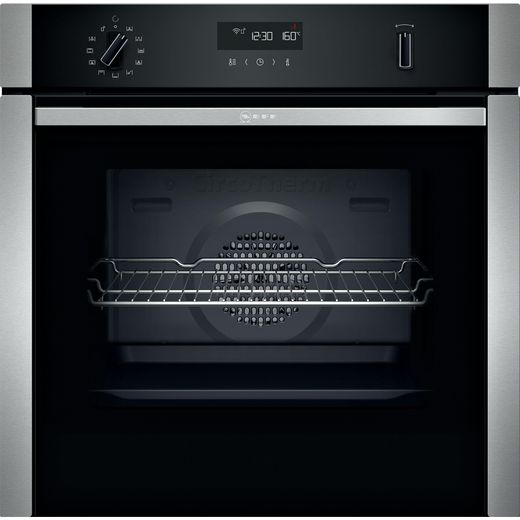 NEFF N50 B2ACH7HH0B Built In Electric Single Oven - Stainless Steel