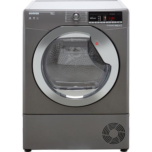 Hoover Dynamic Next DXOC10TCER 10Kg Condenser Tumble Dryer - Graphite