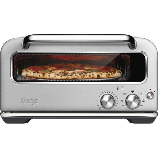 Sage The Smart Oven™ Pizzaiolo SPZ820BSS4GUK1 Oven - Brushed Stainless Steel