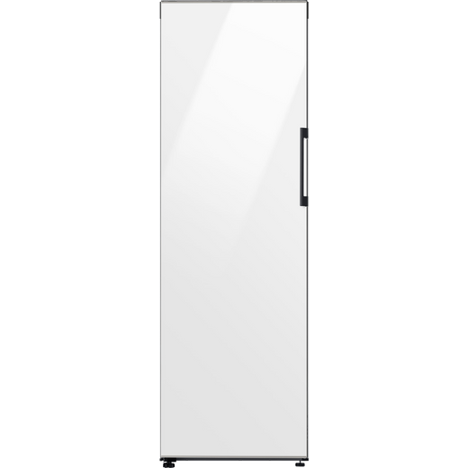 Samsung Bespoke RZ32A74A512 Frost Free Upright Freezer - Clean White - F Rated