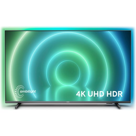 """Philips 55PUS7906 55"""" Smart Ambilight 4K Ultra HD Android TV"""
