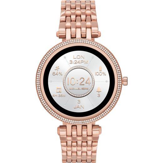 Michael Kors Gen 5E Darci Smart Watch - Rose Gold