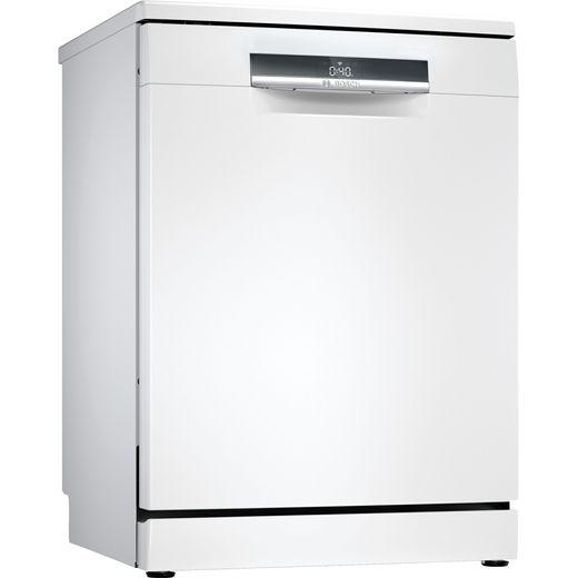 Bosch Serie 6 SMS6EDW02G Standard Dishwasher - White
