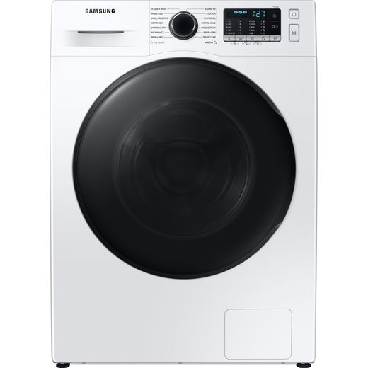 Samsung Series 5 ecobubble™ WD80TA046BE 8Kg / 5Kg Washer Dryer with 1400 rpm - White - E Rated