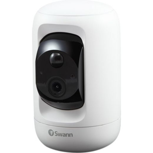 Swann Pan & Tilt Security Camera Full HD 1080p - White