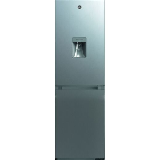 Hoover HMDNB5182XWDK 50/50 Frost Free Fridge Freezer - Stainless Steel - F Rated