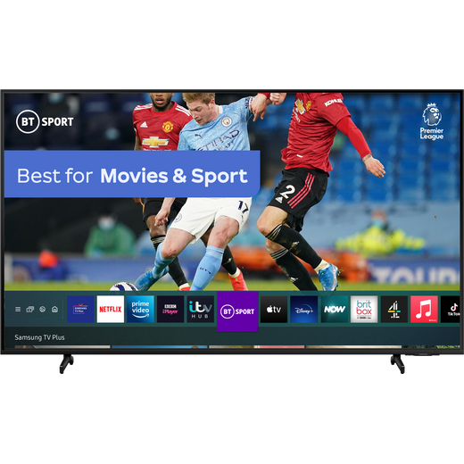 """Samsung QLED QE55Q60AA 55"""" Smart 4K Ultra HD TV With 100% Colour Volume and Apple TV App"""