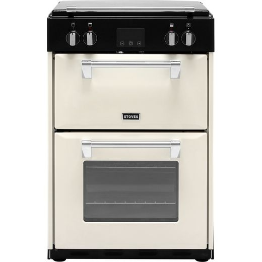 Stoves Richmond600Ei Electric Cooker - Cream - Needs 12.4KW Electrical Connection