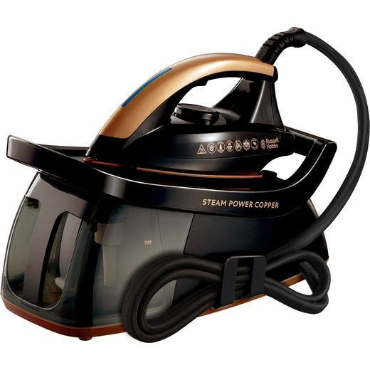 Russell Hobbs 26190 Pressurised Steam Generator Iron - Black