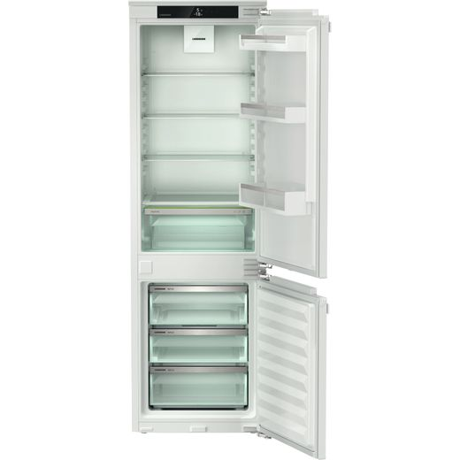 Liebherr ICNf5103 Integrated Frost Free Fridge Freezer with Fixed Door Fixing Kit - White - F Rated
