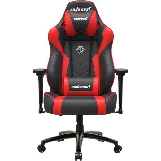 Anda Seat Dark Demon Premium Gaming Chair - Black / Red