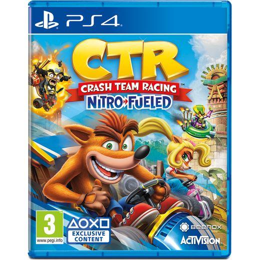 Crash Team Racing Nitro-Fueled for PlayStation 4