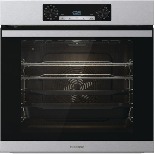 Hisense BSA65222PXUK Built In Electric Single Oven - Stainless Steel - A+ Rated