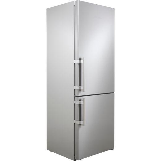 Liebherr Comfort CNef5735 Fridge Freezer - Steel