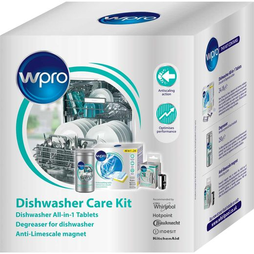 Wpro Dishwasher Care Pack