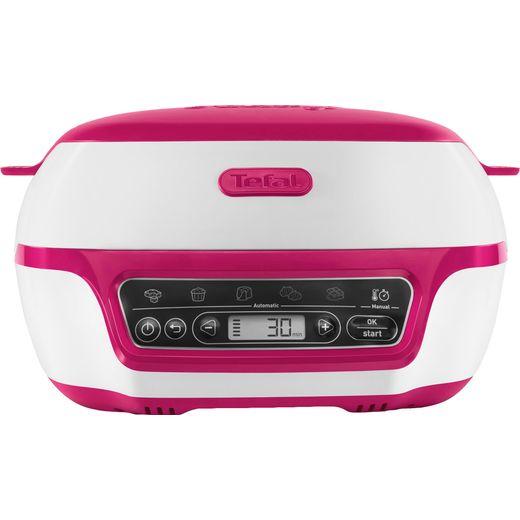 Tefal KD801840 Cake Factory - Pink / White