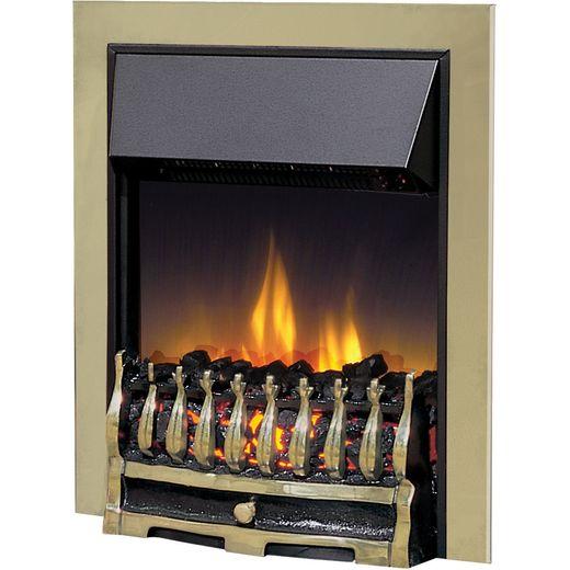 Dimplex Wynford WYN20AB-E Coal - Brass