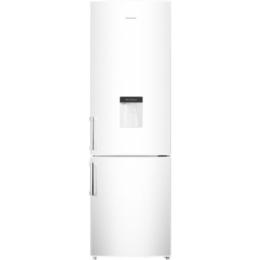 Fridgemaster MC55264DF 70/30 Fridge Freezer - White - F Rated