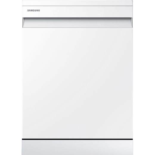 Samsung Series 7 DW60R7040FW Standard Dishwasher - White - D Rated