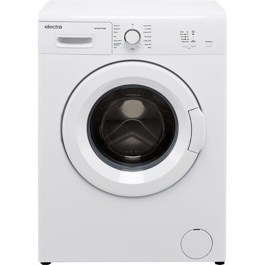 Electra W1042CF1WE 5Kg Washing Machine with 1000 rpm - White - D Rated