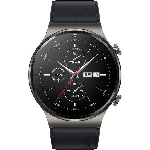 HUAWEI GT2 Pro Smart Watch - Night Black