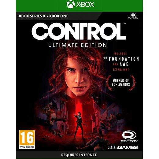 Control - Ultimate Edition for Xbox Series X
