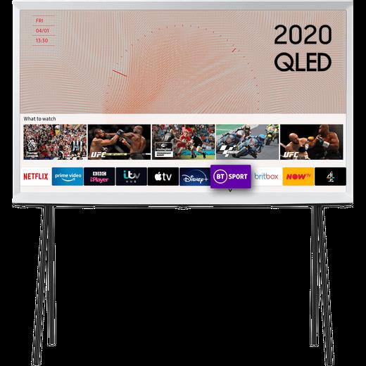 "Samsung Serif QE49LS01TA 49"" Smart HDR 4K Ultra HD QLED TV With 100% Colour Volume, Quantum Processor 4K"