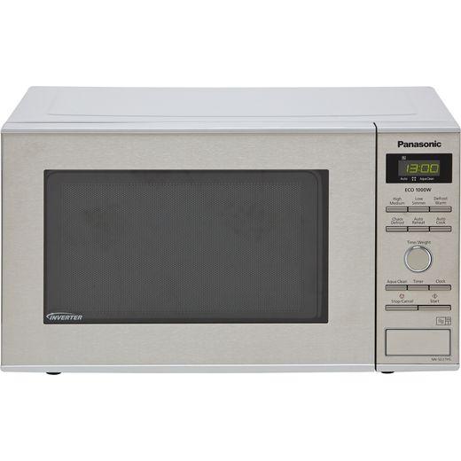 Panasonic NN-SD27HSBPQ Microwave - Stainless Steel