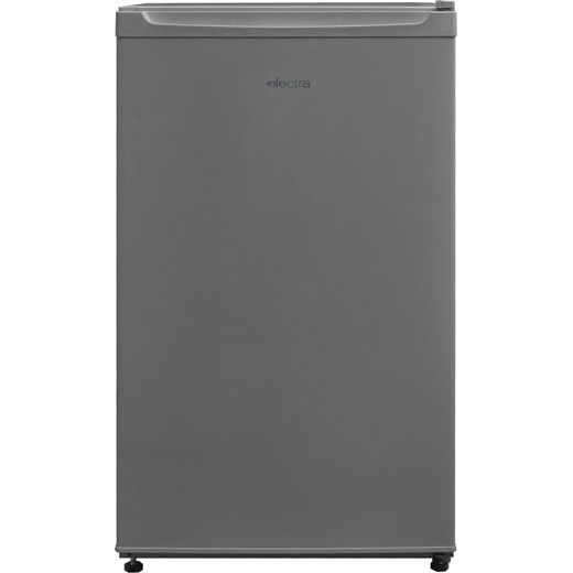 Electra EFUF48SE Fridge with Ice Box - Silver - F Rated