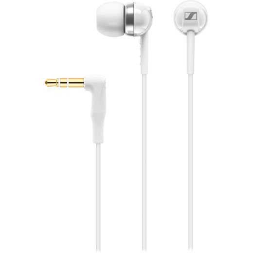 Sennheiser CX 100 In-Ear Headphones - White