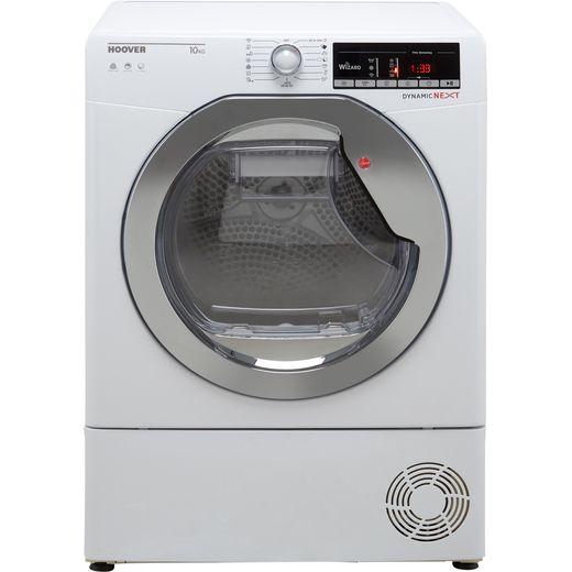 Hoover Dynamic Next DXOC10TCE 10Kg Condenser Tumble Dryer - White