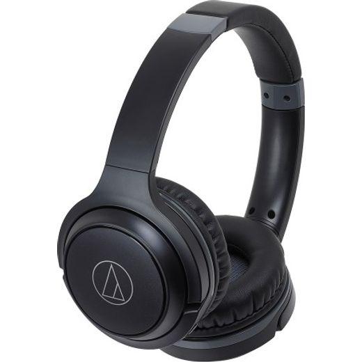 Audio Technica ATH-S200BT Bluetooth Headphones - Black
