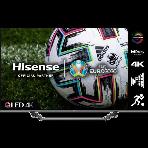 """Hisense QLED 43A7GQTUK 43"""" Smart 4K Ultra HD TV"""