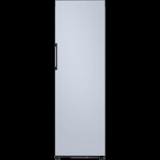 Samsung Bespoke RR39A74A348 Fridge - Satin Sky Blue - E Rated