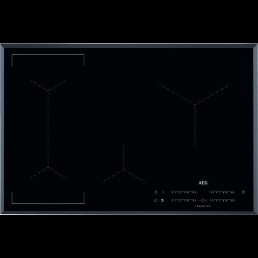 AEG IKE84441FB 78cm Induction Hob - Black