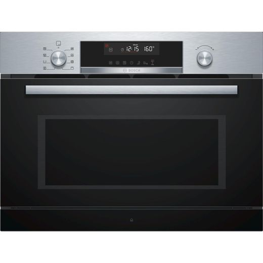 Bosch Serie 6 CPA565GS0B Built In Combination Microwave Oven - Stainless Steel