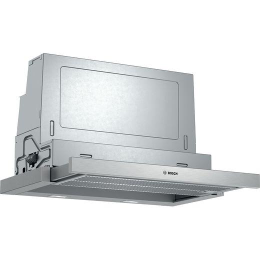 Bosch DFS067A51B 60 cm Telescopic Cooker Hood - Silver - A Rated