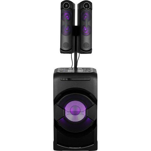 Sony 600 Watt MHC-GT4D Home Audio System with BLUETOOTH - Black
