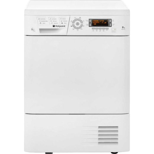 Hotpoint TDHP871RP 8Kg Heat Pump Tumble Dryer - White - A+ Rated