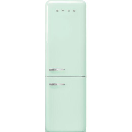 Smeg Right Hand Hinge FAB32RPG5UK 60/40 Frost Free Fridge Freezer - Pastel Green - D Rated