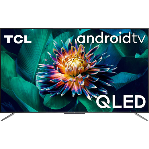 "TCL QLED 50C715K 50"" Smart 4K Ultra HD TV"